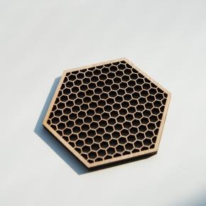 蜂の巣コースター