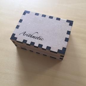 レーザーカッター操作:箱のデザイン